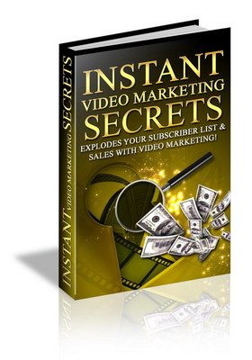 Product picture MakeMoneyOnline - Instant Video Marketing Secrets
