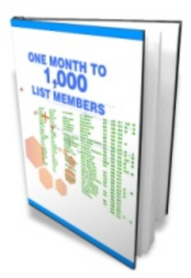 Product picture MakeMoneyOnline - OneMonth1000members