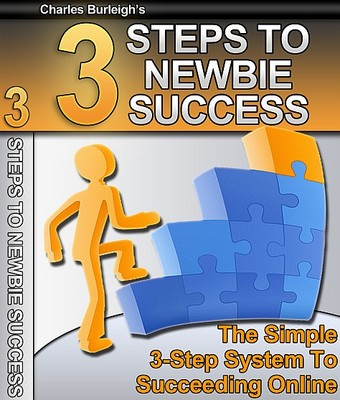 Product picture MakeMoneyOnline - 3 Steps to Newbie Success