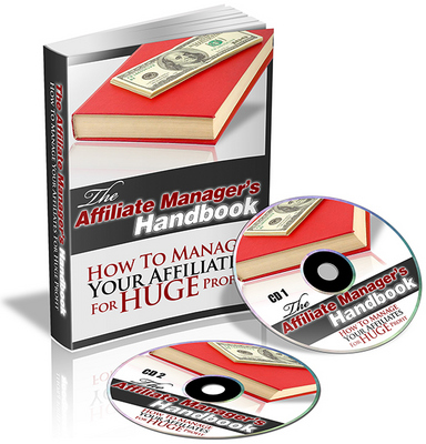 Product picture MakeMoneyOnline - Affiliate Managers Handbook